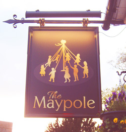 maypole sign
